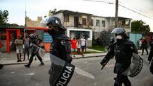 """Miguel Díaz-Canel amenaza con usar """"revolucionarios"""" para enfrentar cualquier manifestación en Cuba"""