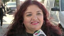 """""""Estoy muy agradecida con este país"""": inmigrante mexicana residente en California"""
