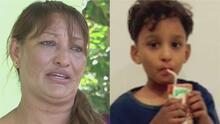 """""""Fue recobrar la vida"""": hondureña se entera por Univision que su hijo está bien tras ser encontrado en la frontera"""