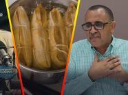 """""""¿Cuánto le salió su defensa?"""" Abel Nazario dice que vende pasteles y productos turcos mientras espera su apelación"""