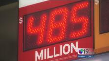 Powerball jackpot llega a $485 millones acumulados