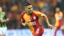 Radamel Falcao tiene coronavirus, informa el Galatasaray