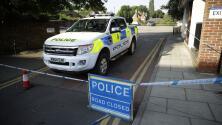 Dos británicos son envenenados con un agente neurotóxico similar al usado con el exespía ruso