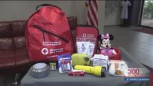 Cruz Roja emite lista para tener un kit de emergencia en caso de desastres naturales