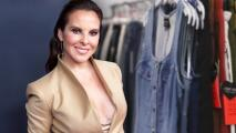 Kate del Castillo incursiona en el mundo de la moda con su línea de ropa de mezclilla