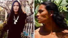 Un modelo indígena posó en Vogue y triunfó en el mundo de la moda: conoce a Haatepah Clearbear