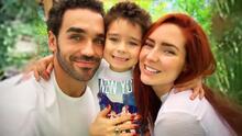El hijo de Ariadne Díaz y Marcus Ornellas heredó su talento: ¡hasta actúa las cachetadas!