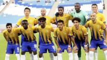 Héctor Moreno se quedó muy cerca de darle triunfo al Al Gharafa