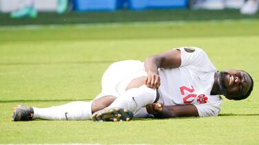 Ayo Akinola se perderá el resto de la temporada 2021