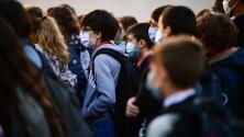 En medio de expectativas y temor por la pandemia, este lunes vuelven a clases los estudiantes de CPS