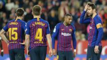 Sin Leo Messi, el Barcelona pierde en su visita al Sevilla por la Copa del Rey