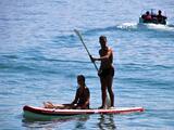 """""""Profundo y peligroso"""": 10 personas han desaparecido en el lago Travis este año"""