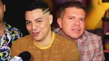 Eduin Caz desmiente a Jorge Medina quien, aseguró, no hizo un dueto con el cantante por condicionarle su pago
