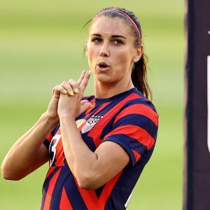 ¡Todos los goles! Alex Morgan y compañía golean 8-0 a Paraguay