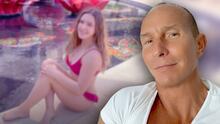 """""""¡Te calmas eh!"""": la reacción de Erik Rubín al ver una foto de su hija Mía en bikini"""