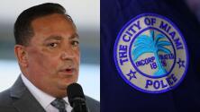 Reconocidas figuras políticas opinan sobre la pugna entre comisionados de Miami y el jefe de la policía