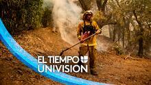 Alerta por condiciones propicias para el desarrollo de incendios forestales en Arizona