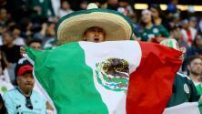 ¡Porque México fue local en Estados Unidos!