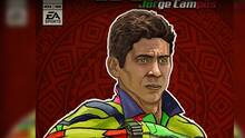 Jorge Campos, superhéroe y representante de la Liga MX en FIFA 22