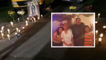 """""""Quiero que los recuerden como una familia feliz"""": organizan último adiós de los Escaño hallados en casa incendiada"""