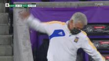 ¡Explotó el Tuca! Ferretti enfureció en la banca de Tigres