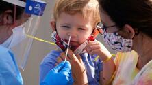 Médicos alertan que los hospitales se están llenando de casos pediátricos de coronavirus