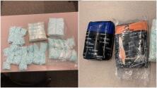 Arrestan a dos personas con más de 40,000 pastillas de fentanilo en el norte de la Bahía