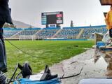 Suspenden clásico entre la U de Chile y la Católica por fuertes lluvias