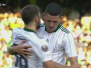 ¡Ejecución perfecta! Juranović marca el 0-2 desde el manchón penal