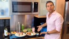 ¿Cómo ayudar a papá a bajar de peso? Alejandro Chabán nos dice qué sí y qué no debería incluir en su dieta