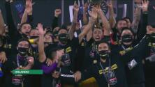Así levanta Tigres su primer campeonato de la Concacaf Champions League