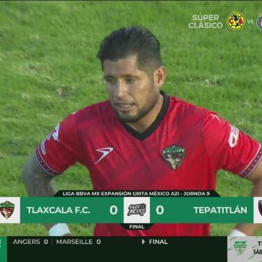 ¡Sin goles! Tlaxcala iguala con Tepatitlán y siguen a mitad de tabla