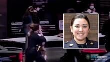 """""""Todo va a estar bien"""": habla policía que salvó a niña de 4 años herida en tiroteo de Times Square"""