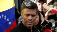"""""""Esta dictadura se va a acabar"""": Leopoldo López asegura que es irreversible la salida de Maduro"""