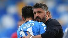Afirman que Gennaro Gattuso dejará de ser técnico del Napoli