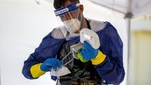 Departamento de Salud reporta 16 nuevos decesos por covid-19 en Puerto Rico