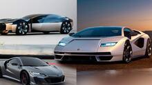 Lujo, exclusividad y potencia: los carros más asombrosos del Monterey Car Week 2021