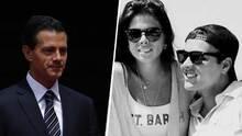 """""""La que nos dijo prole"""": Enrique Peña Nieto celebra el compromiso matrimonial de su hija"""