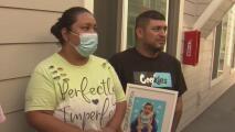 Agentes de Santa Ana ofrecen conmovedor detalle a los padres que perdieron a su bebé de 11 meses por un accidente