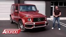 Mercedes-Benz Clase G 2019   Prueba A Bordo Completa