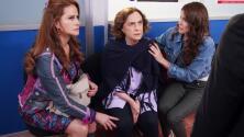 Luz se enfrentó furiosa a Mariano por creer que Lalo es un delincuente