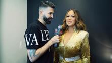 Jomari Goyso analiza con Chiquis su canción 'Mi Problema' y a quién podría ir dedicada