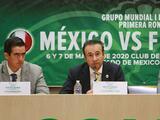 Presentan serie Copa Davis entre México y Finlandia