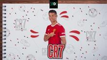 ¡Numerología! Cristiano y los récords al regresar al Manchester United