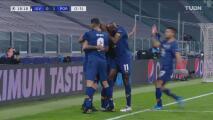 ¡Gol del Porto! Sérgio Oliveira marca el penal para el 0-1 en Juventus