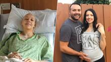 """""""Quiero vivir una vida larga"""": embarazada diagnosticada con cáncer de mama por segunda vez"""