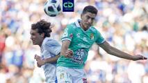 Santiago Ormeño le apunta al título con León en el Apertura 2021
