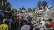 Más de 220 muertos, cientos de heridos y cuantiosos daños materiales: lo que se sabe del devastador terremoto en Haití