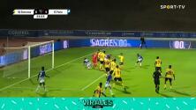 Un gol 'ridículo' en el Porto del Tecatito