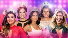 Las 11 reinas que han dejado huella y brillado tras su paso en Nuestra Belleza Latina